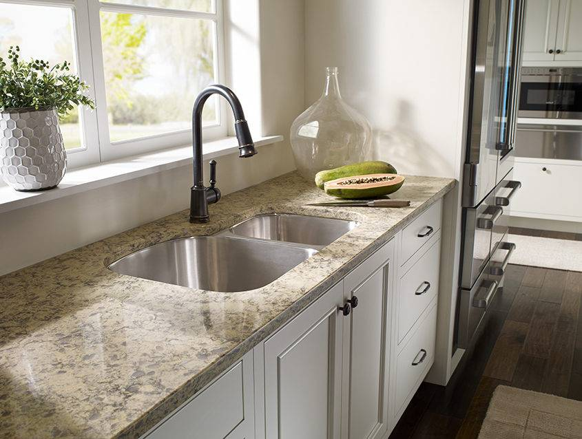 Как выбрать цвет столешницы для кухни: советы эксперта с фото