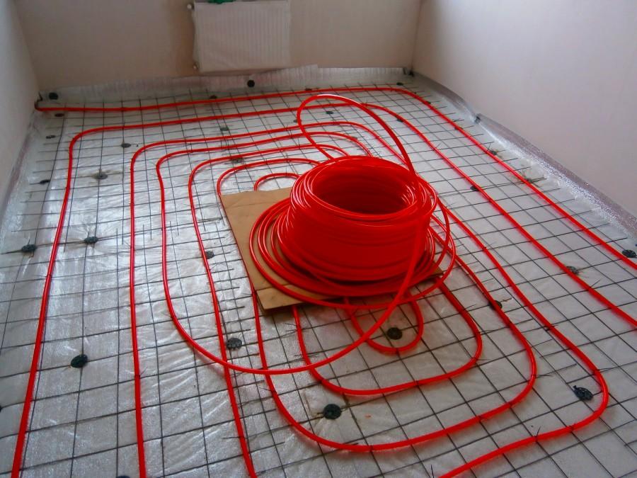 Где лучше сделать теплые полы в квартире?