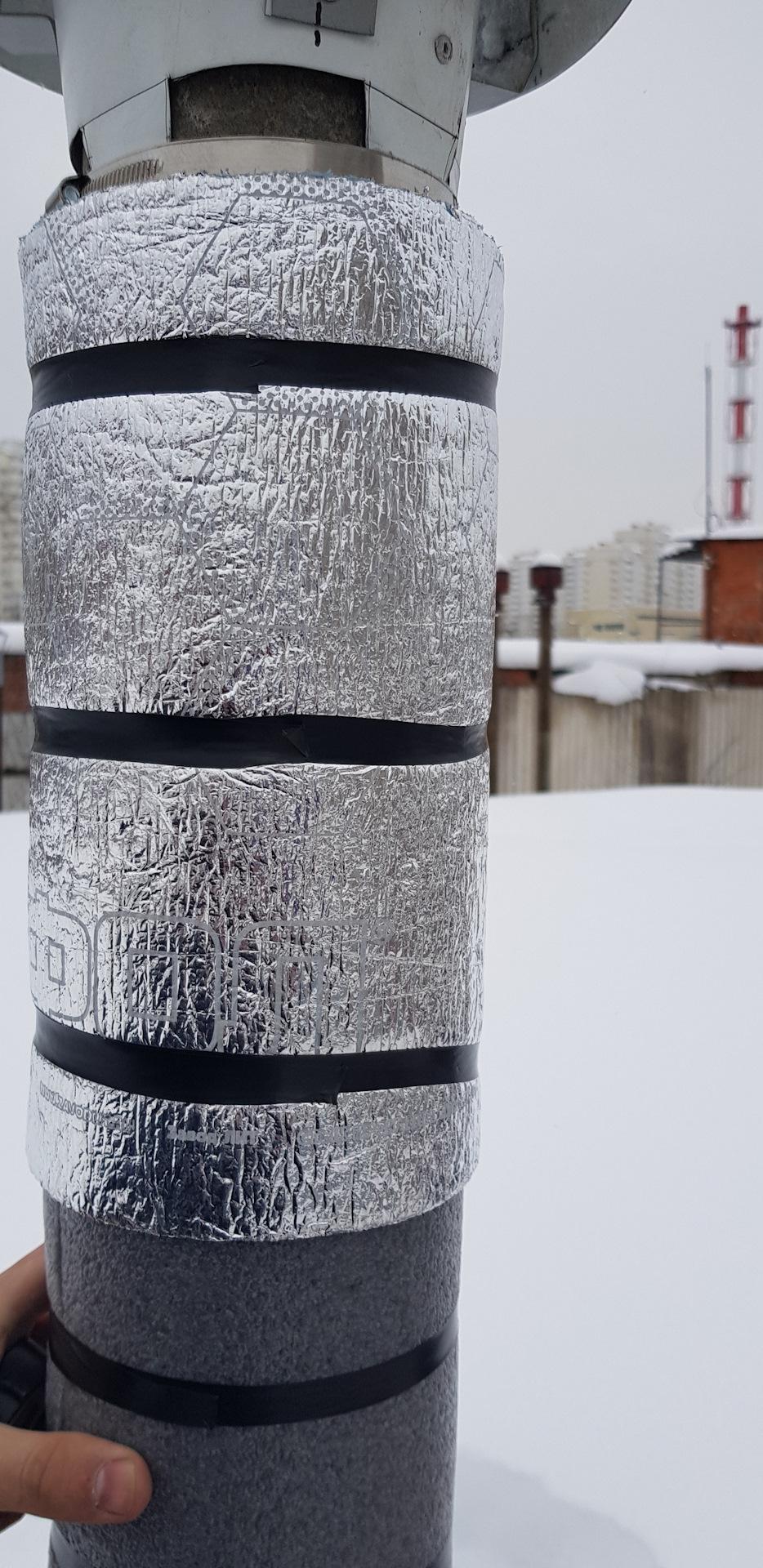 Изоляция дымохода в бане своими руками — чем обмотать трубу, материалы для утепления