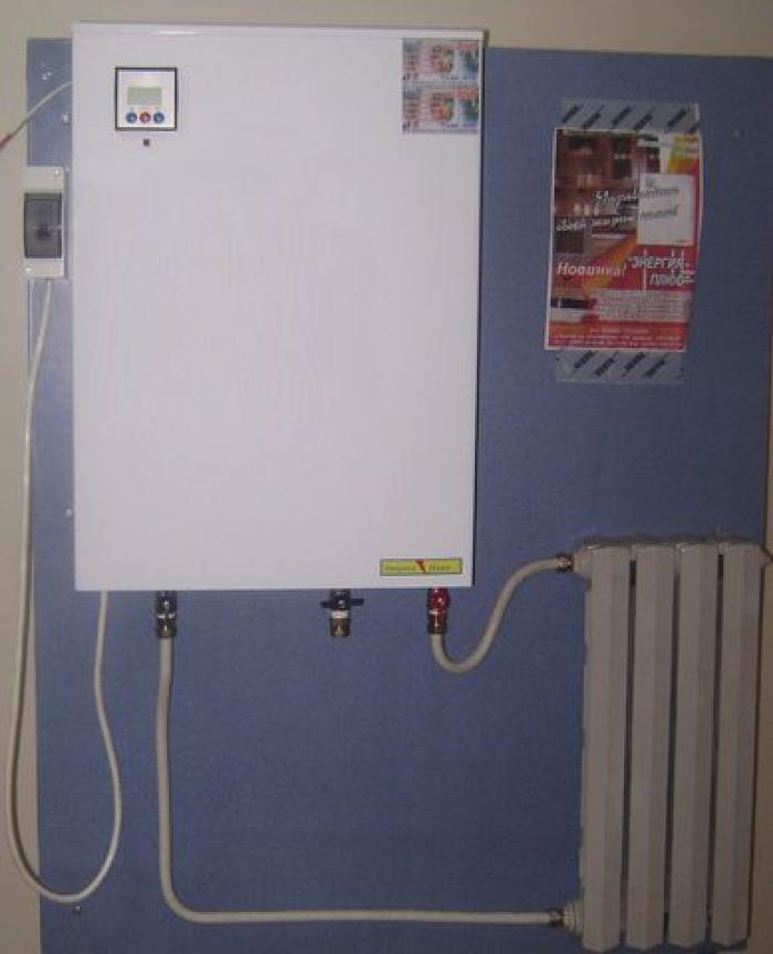 Стоит ли использовать электродные котлы для отопления частного дома