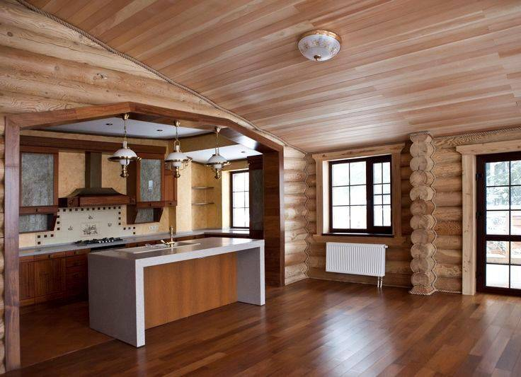 Внутренняя отделка загородного дома - лучшие идеи интерьера для современного коттеджа