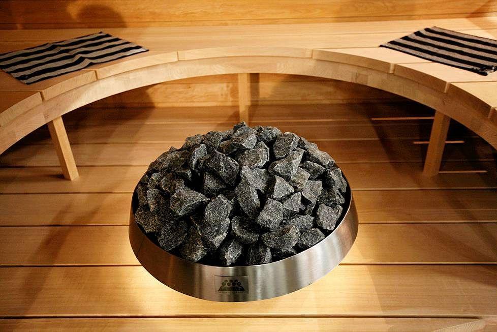 Как выбрать камень для бани в природе самому - правильный выбор