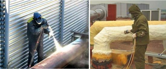 Теплоизоляционная краска: теплоизолирующая керамическая краска для трубопроводов и труб отопления, составы «корунд», отзывы