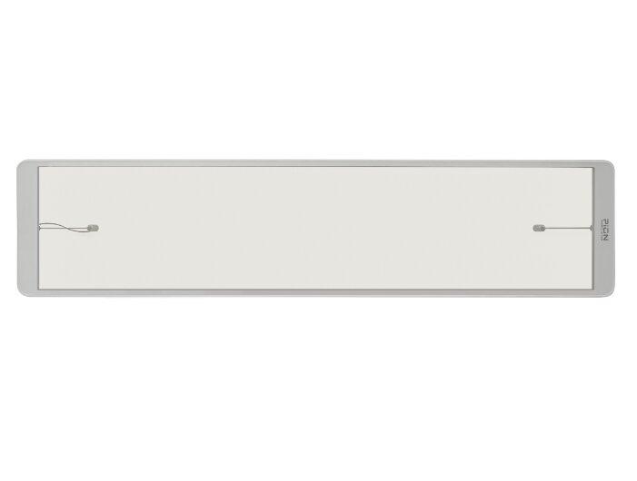 Инфракрасный потолочный обогреватель пион: обзор разновидностей и особенности эксплуатации