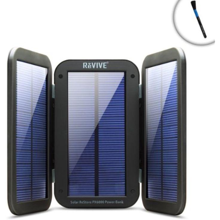 Портативное зарядное устройство на солнечной батарее: характеристики и нюансы выбора
