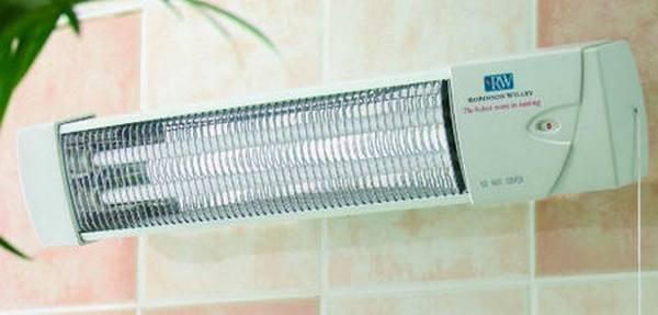 Обогрев ванной комнаты: подключение полотенцесушителей, обогревателей