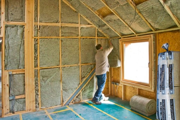 Утепление дачного дома для зимнего проживания: снаружи и изнутри, выбор материалов
