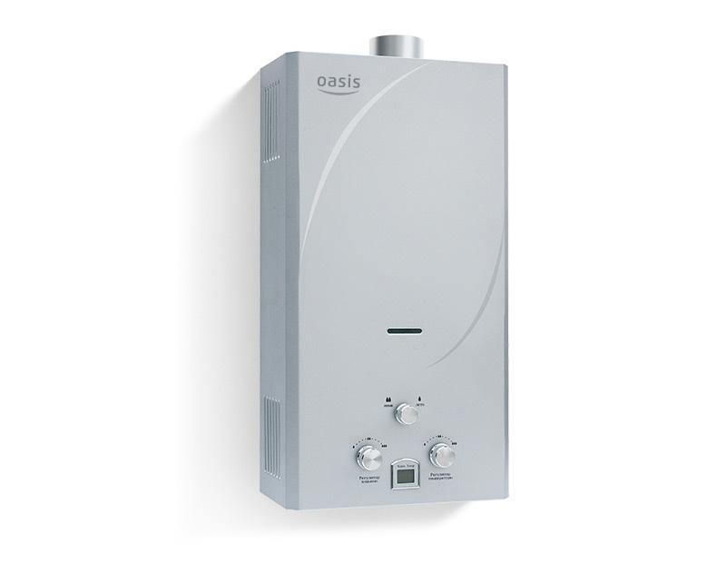 Газовый водонагреватель проточный: достоинства и недостатки, конструктивные особенности