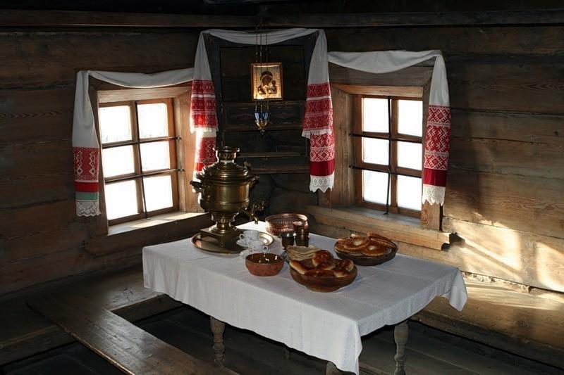 Курная изба — дом, который топился по-черному - артель «данила, макар и братья» сухостой