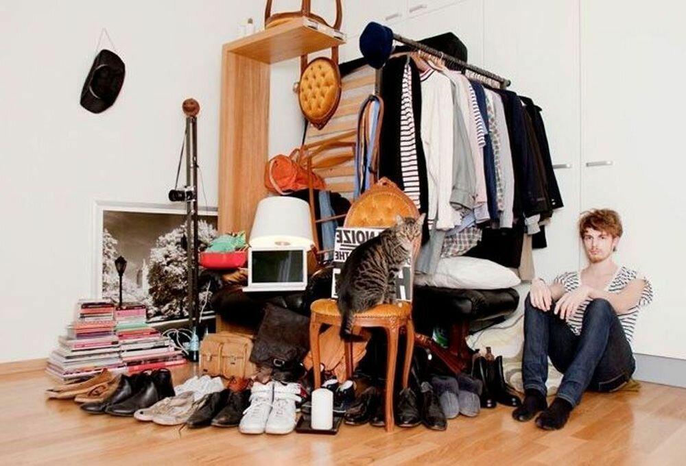 Почему в вашем доме теряются и ломаются вещи