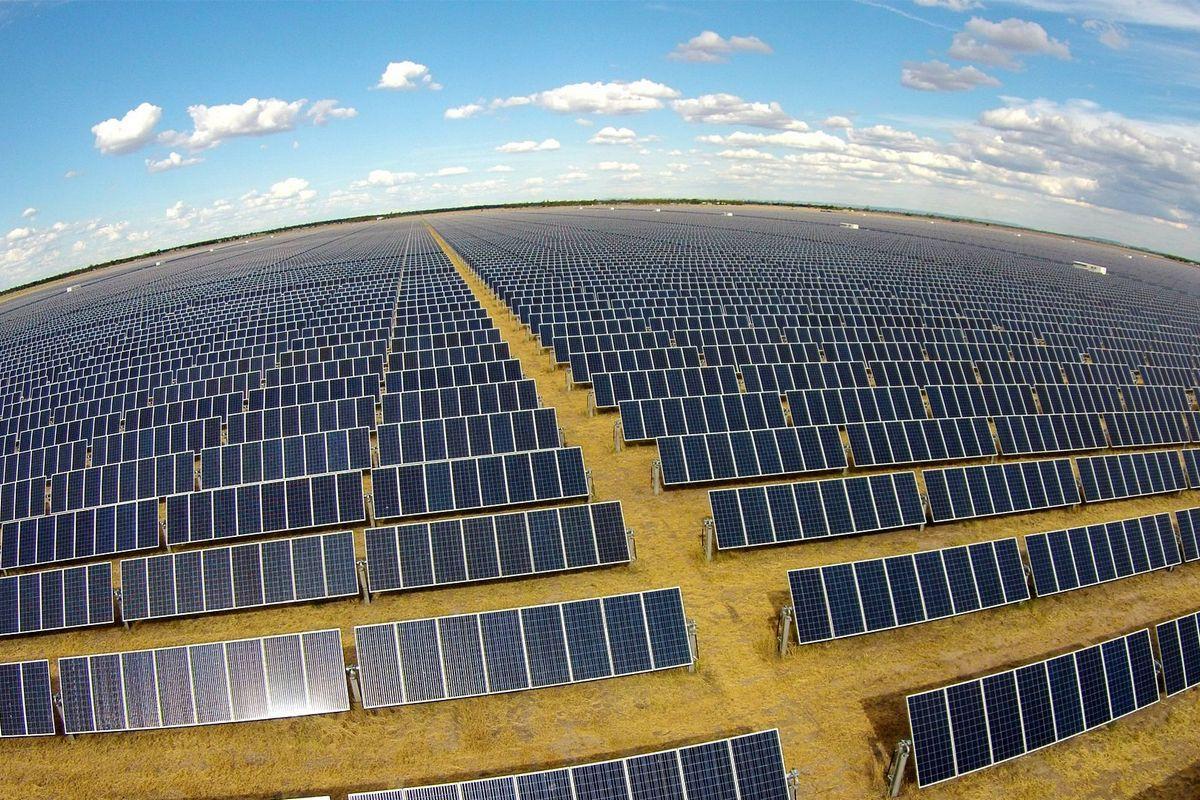 Солнечная электростанция (сэс)