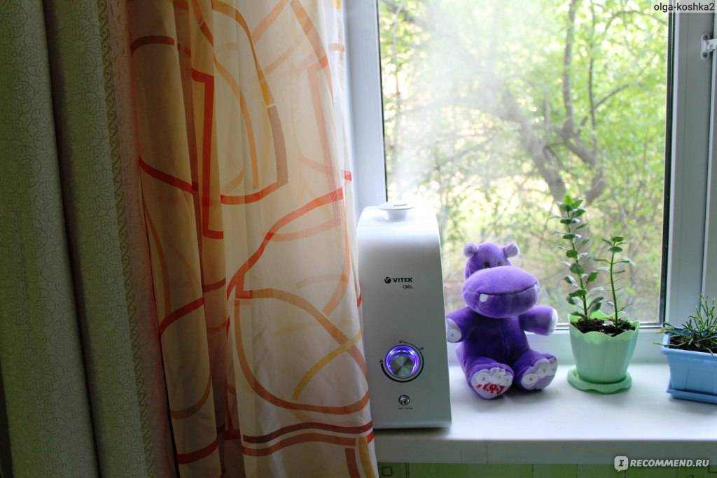 Увлажнение воздуха в комнате подручными средствами (без увлажнителя)
