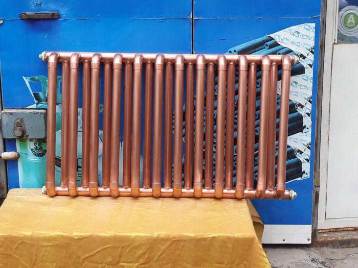 Медные радиаторы: обзор, характеристики, виды, особенности монтажа и отзывы