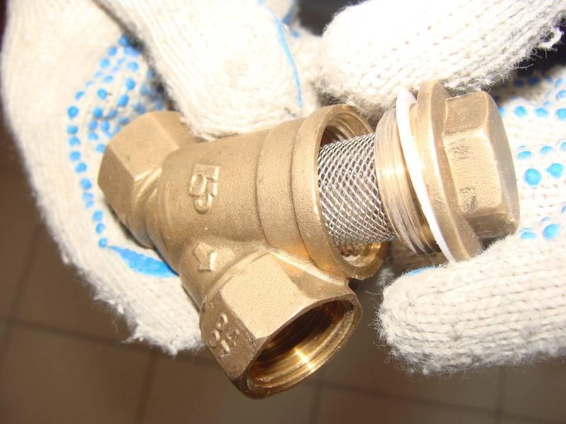 Как правильно выбрать и установить фильтры грубой очистки воды перед счетчиком