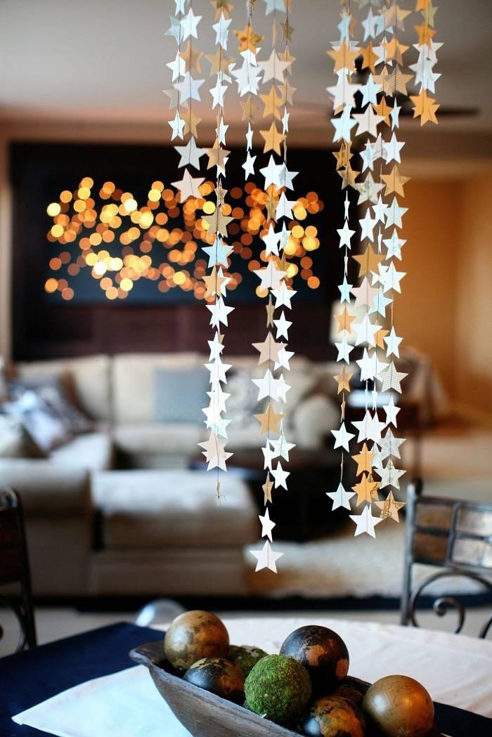 Новогодние украшения своими руками (80 фото): идеи для дома на новый год 2021, что можно сделать из веток елки и других природных материалов