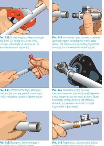 Монтаж металлопластиковых труб своими руками | металлопластиковые трубы для водопровода
