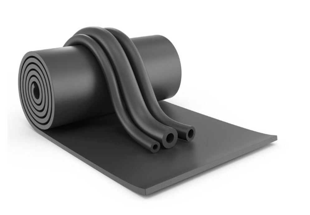 Теплоизоляция для труб k-flex из вспененного каучука – трубная изоляция «кафлекс»