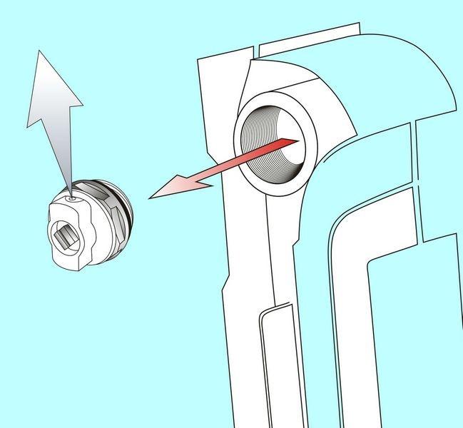 Кран маевского (ручной воздухоотводчик): принцип работы, конструкция | гид по отоплению