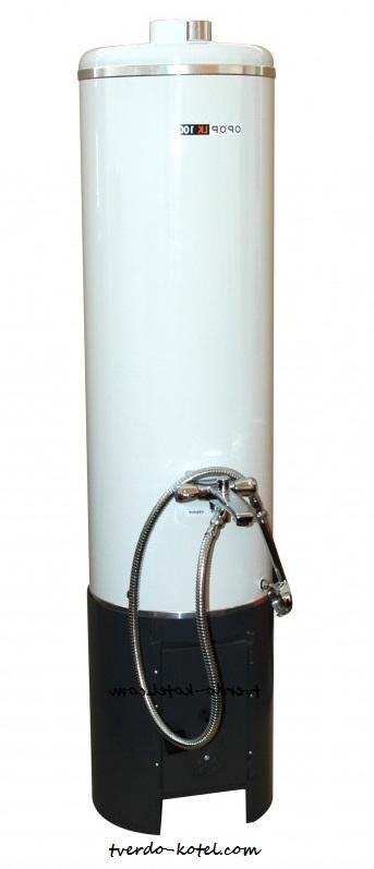 Дровяной водонагреватель: особенности устройства, эксплуатации