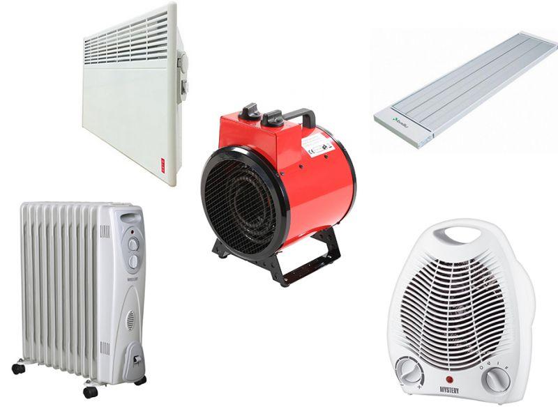 Электрическое отопление - что это, какие виды существуют