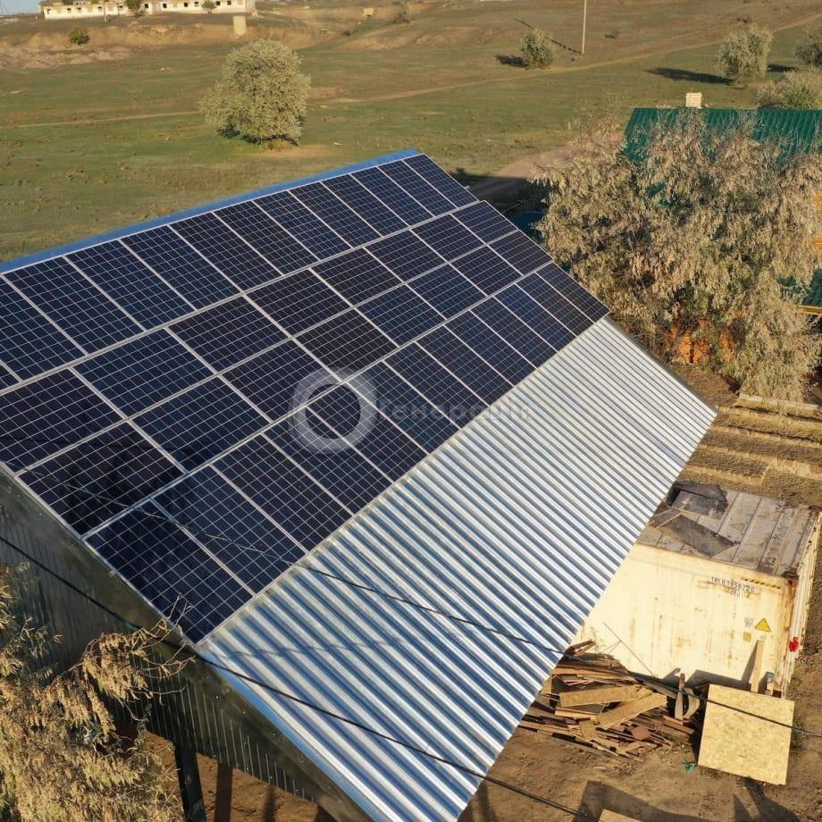 Солнечные электростанции для дачи - цена за комплект