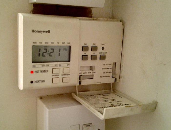 Программатор для газового котла – подключение и обзор моделей - oteple.com