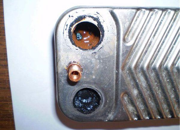 Как промыть газовый котел | всё об отоплении