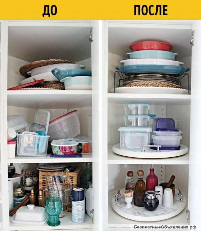 7 вещей, от которых нужно избавиться, чтобы навести порядок на кухне