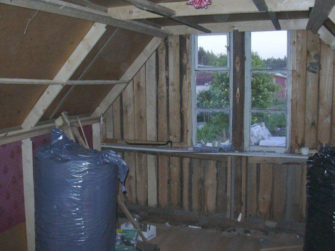 Утепление дачного дома: снаружи своими руками, тепоизолируем летний домик для зимнего проживания