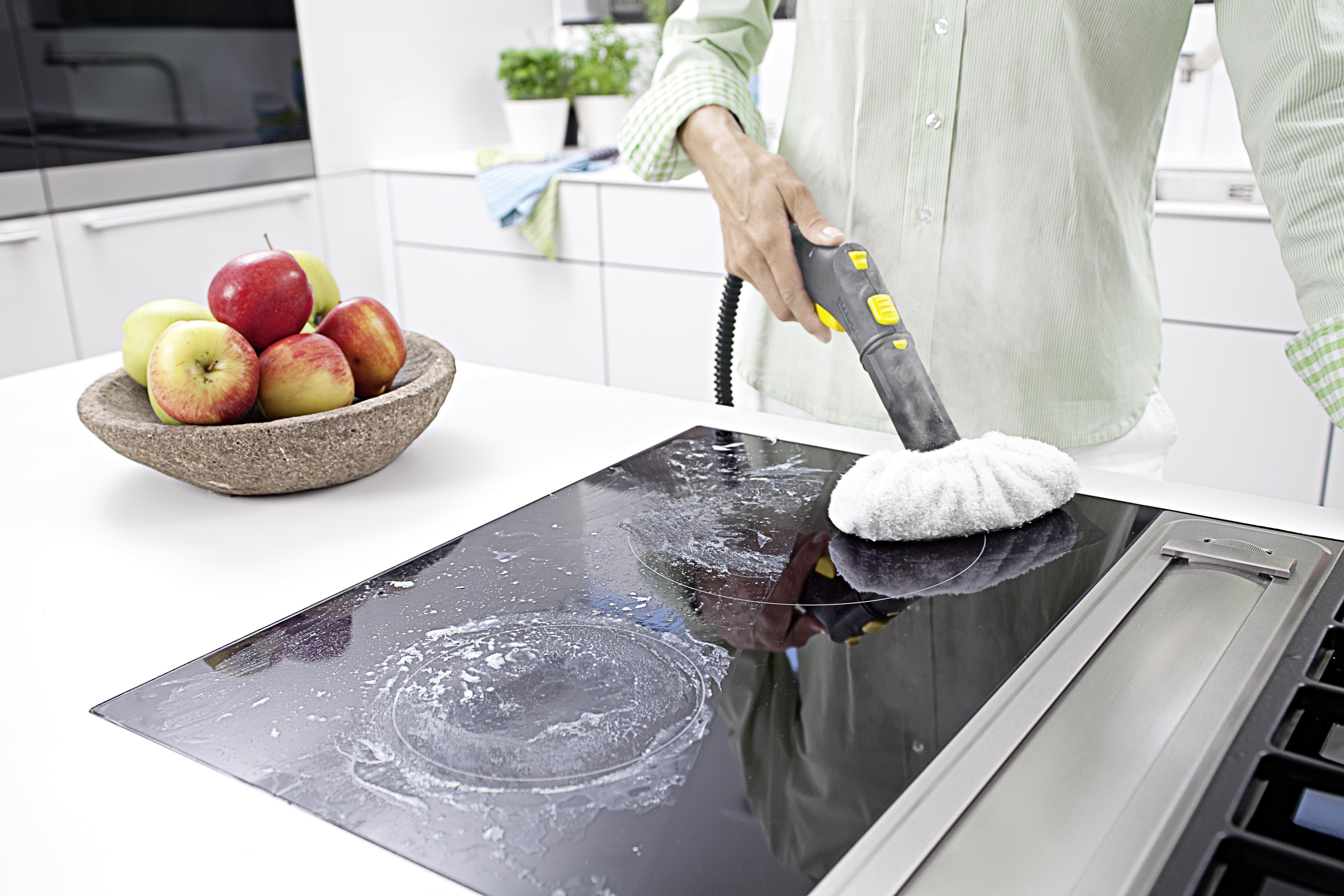 Как отмыть кафель на кухне: 8 простых способов