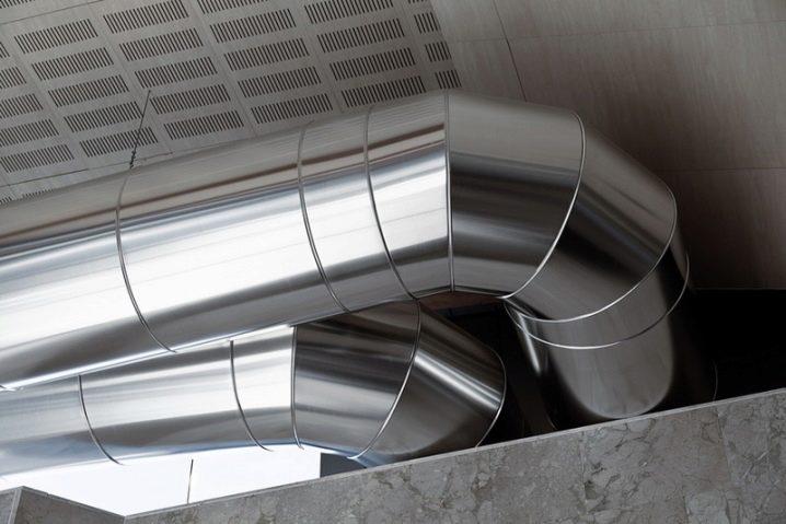 Гибкий воздуховод: материалы, применение и установка