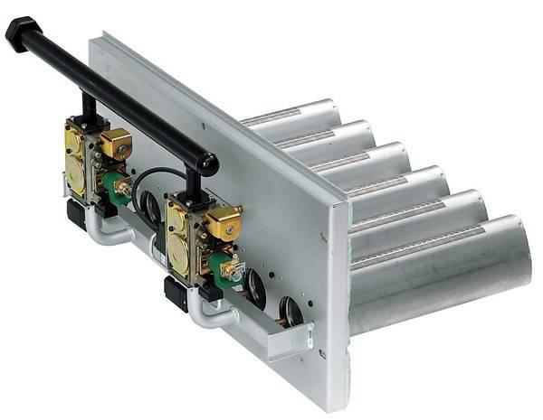 Виды газовых горелок для печей отопления: варианты устройства и способы установки в печь