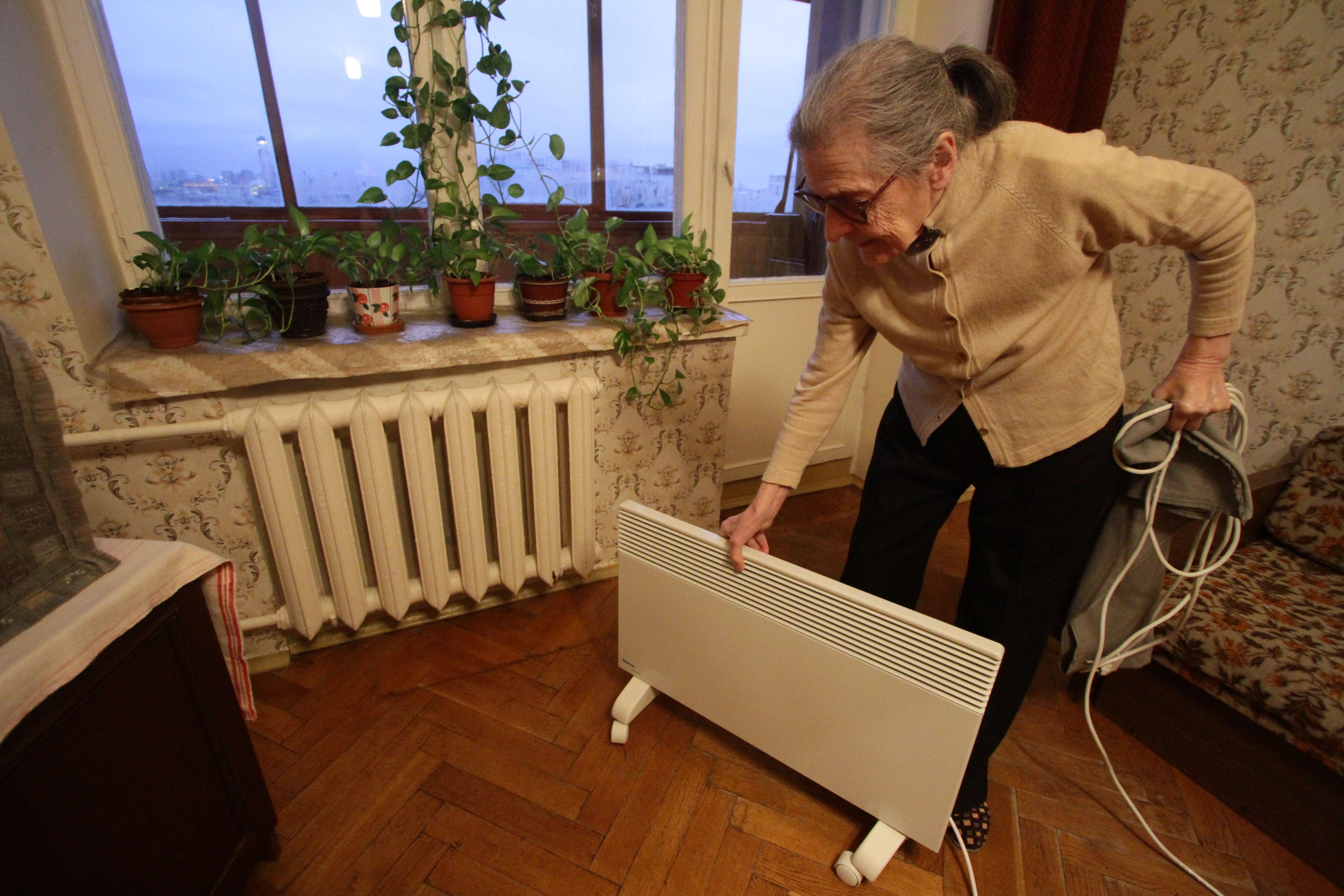 Как обогреть дом без отопления
