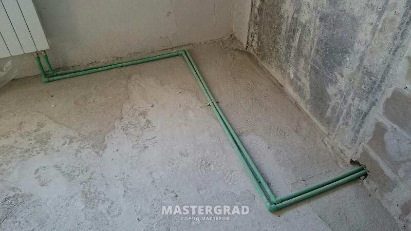 Использование бетонных труб при прокладке канализации