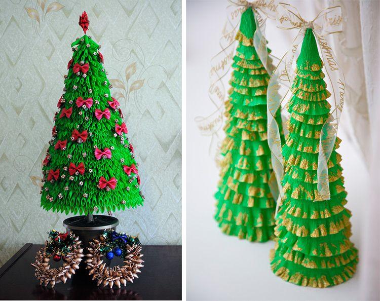 Елки-палки или 100 идей для новогоднего декора дома
