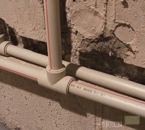 Трубы отопления в стене плюсы и минусы