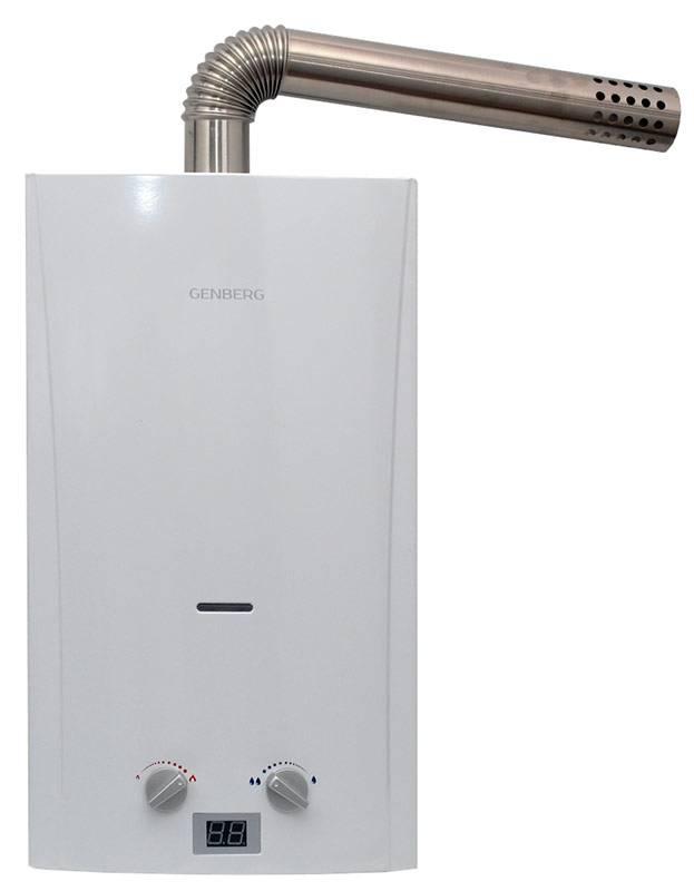 В чем преимущество турбированной газовой колонки и как ее выбрать? - вентиляция, кондиционирование и отопление