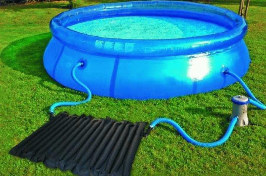 Нагреватель воды для бассейна. какие бывают. какой выбрать