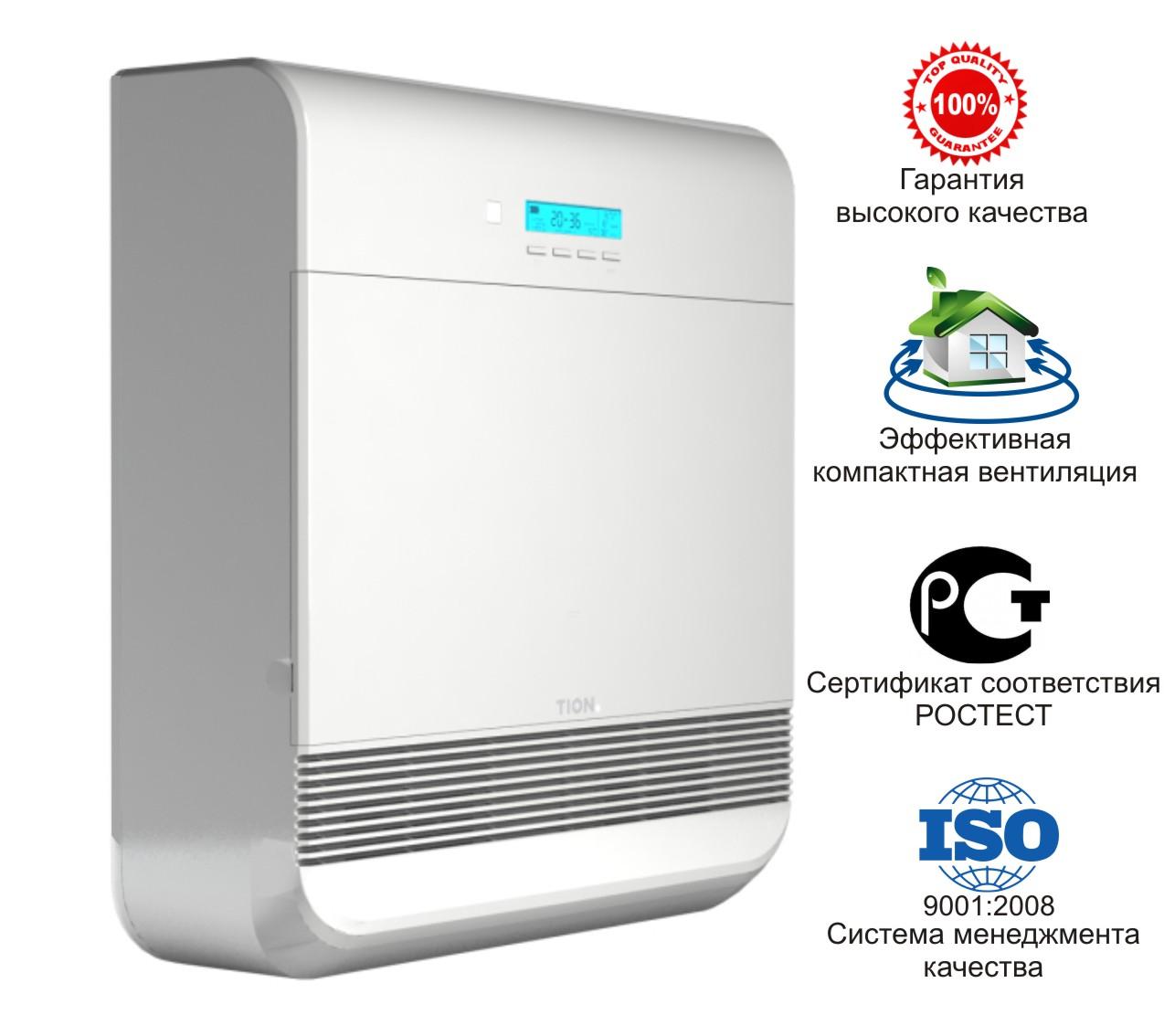 Приточная вентиляция в квартире с фильтрацией и подогревом воздуха: ремонт и установка
