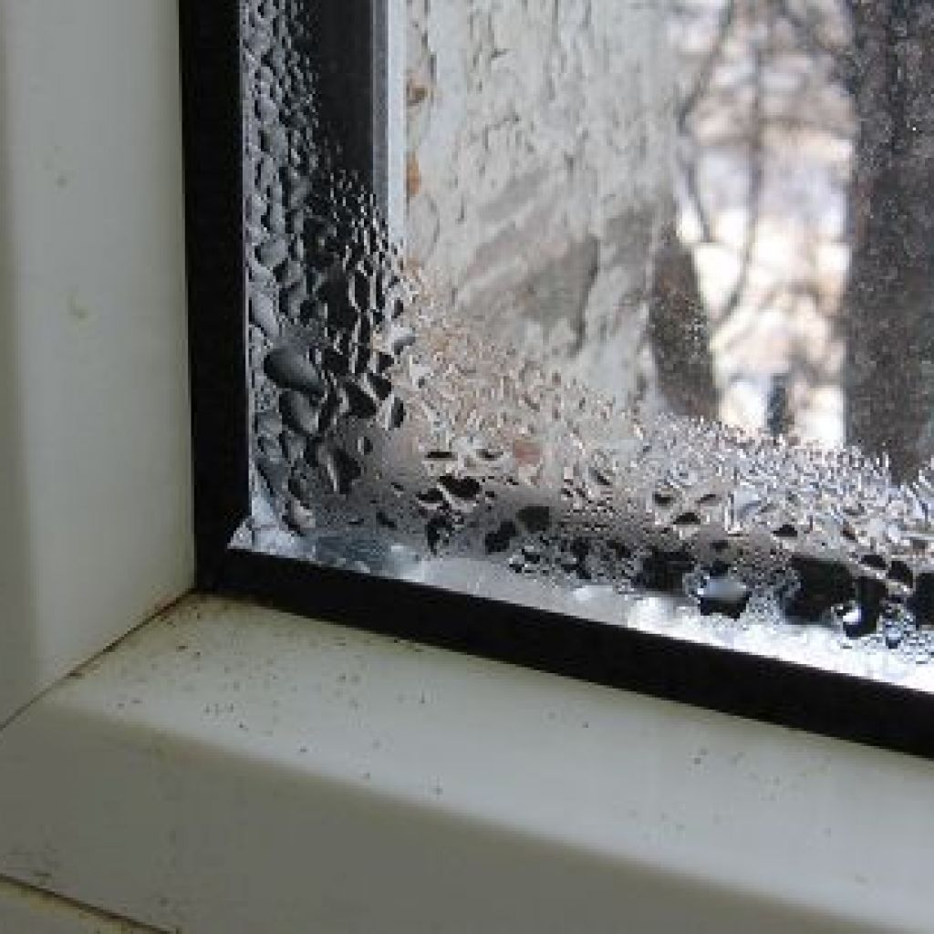 Утепление пластиковых окон