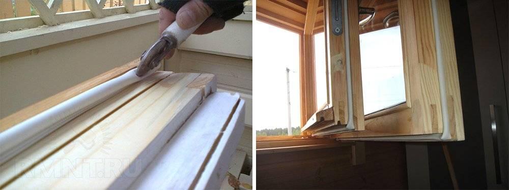 Как правильно утеплить балконную дверь?