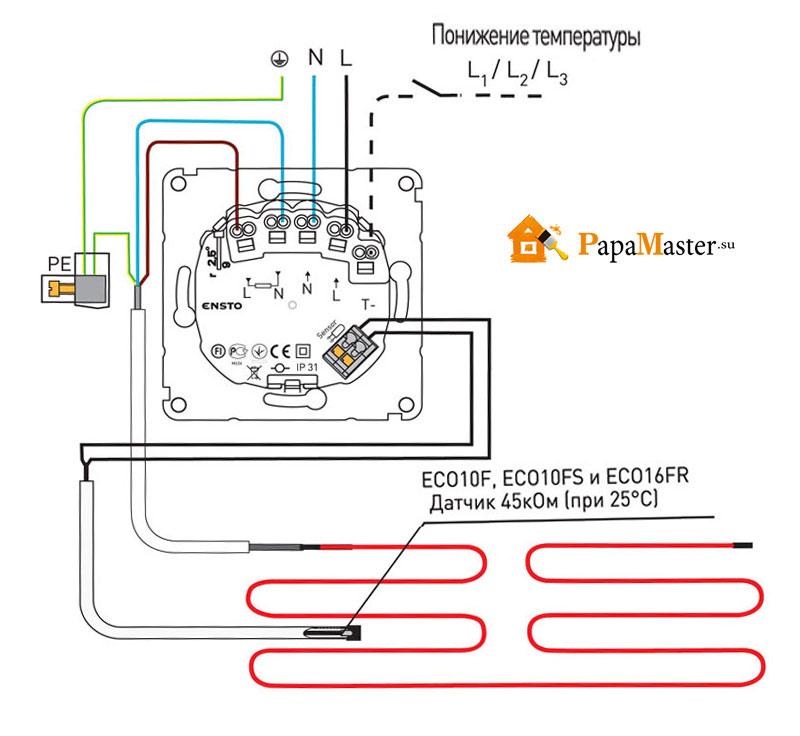 Терморегулятор своими руками - пошаговая инструкция, как собрать и подключить простой терморегулятор в домашних условиях