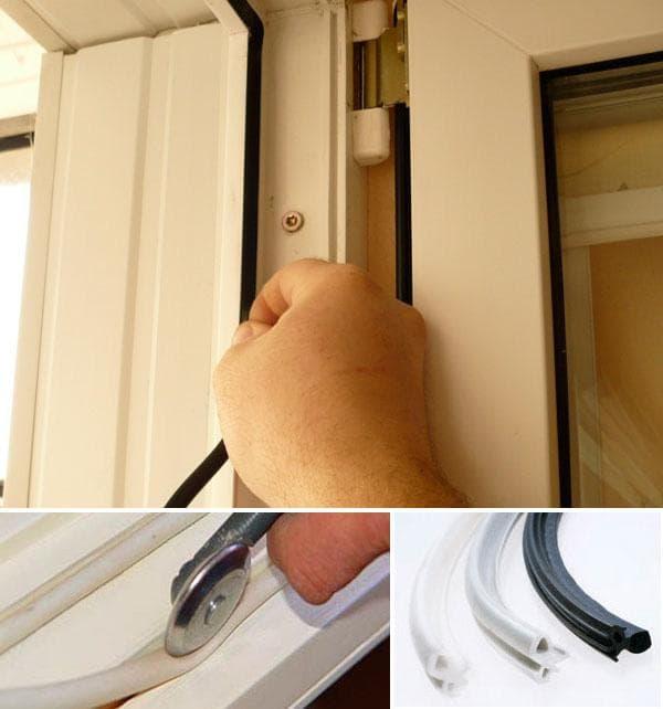 Утепляем окна по шведской технологии