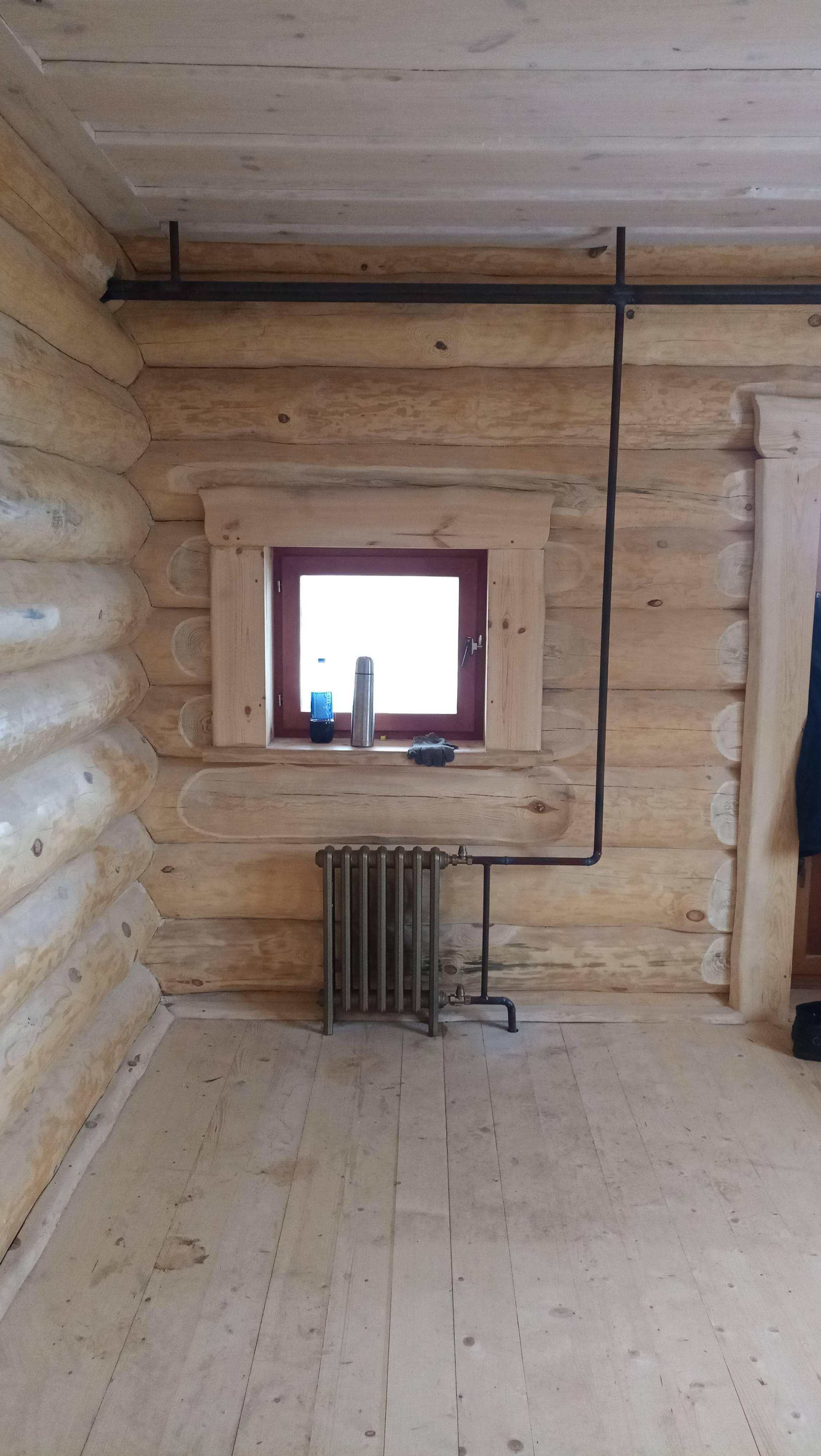 Как выбрать и эксплуатировать электрическое отопление в деревянном доме