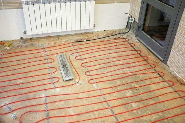 Какой теплый пол лучше водяной или электрический   в чем разница