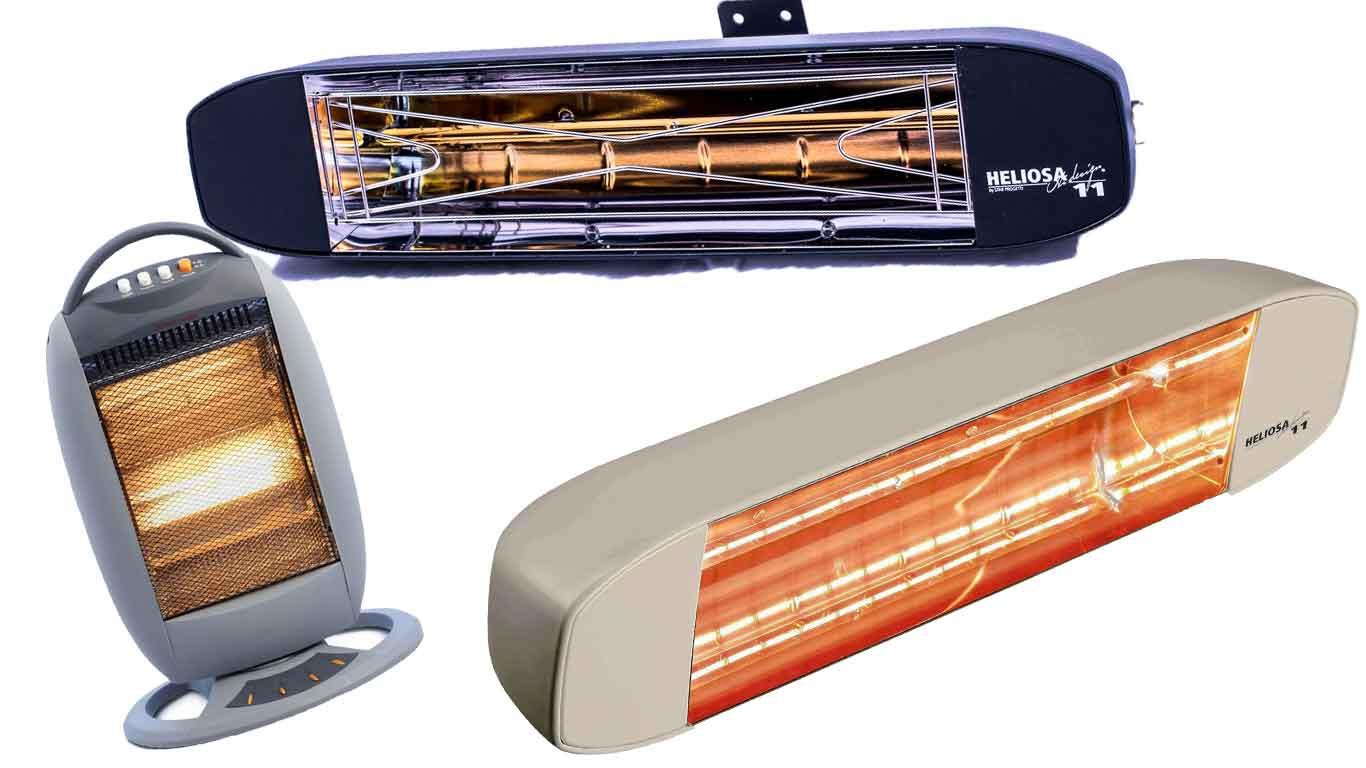 Инфракрасные обогреватели - плюсы и минусы, цена: обзор популярных моделей