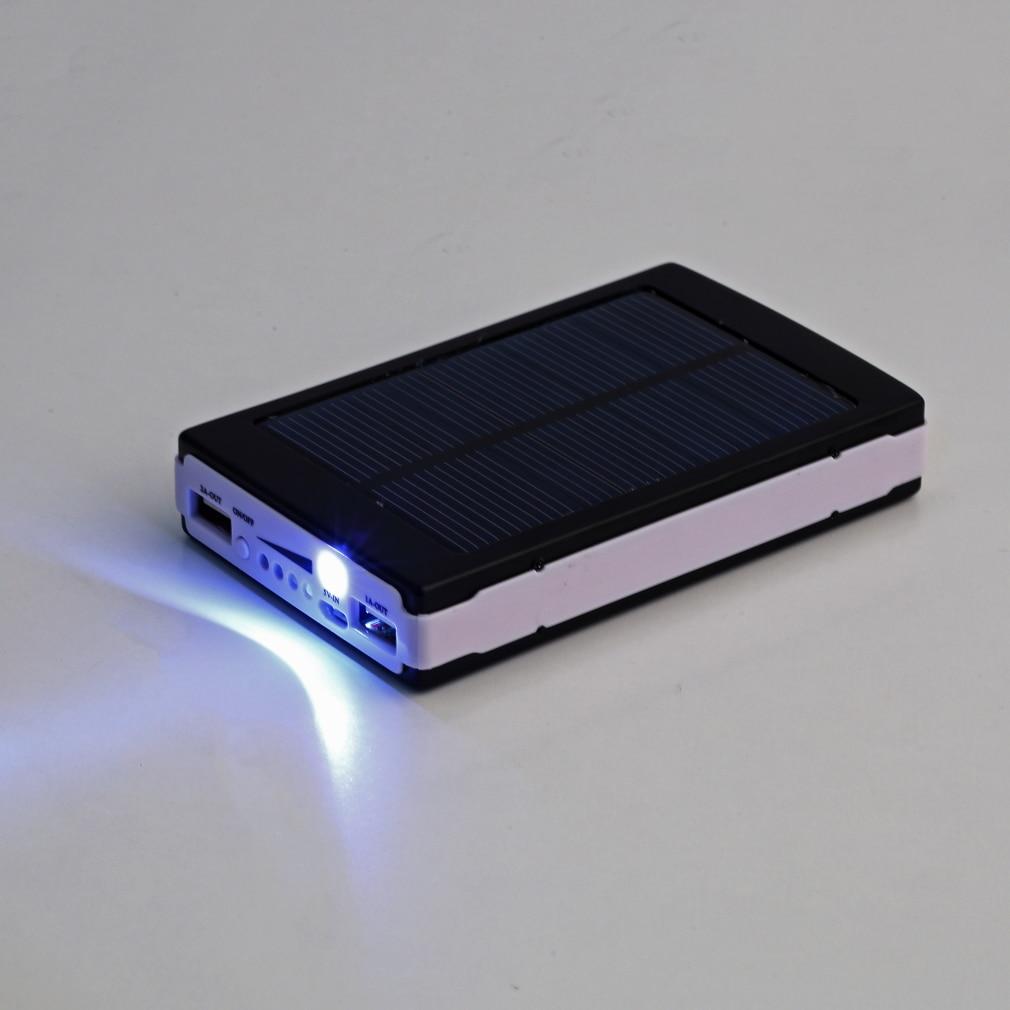 Внешние аккумуляторы на солнечных батареях - лучшие powerbank с солнечной батареей