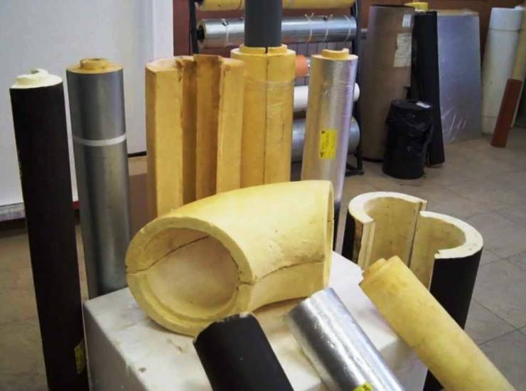 Характеристики ппу скорлупы для теплоизоляции труб