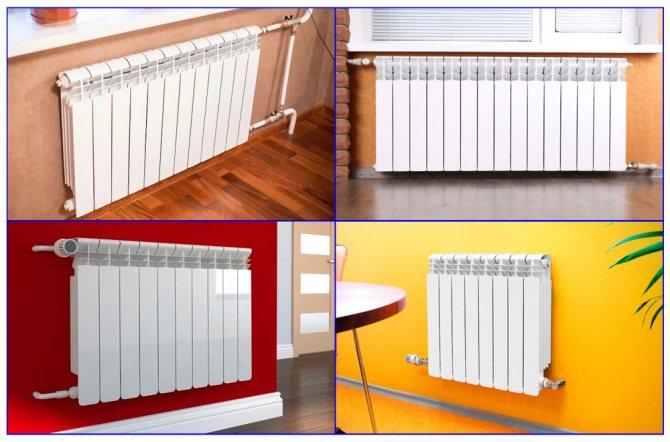 Алюминиевые или биметаллические радиаторы. что выбрать?