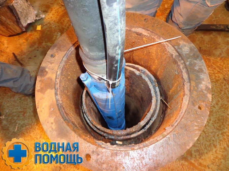 Замена насоса в скважине: инструменты, материалы, этапы работ и цена